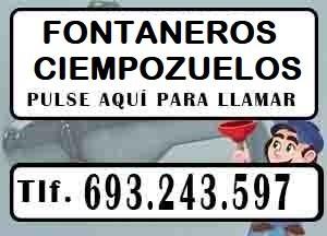 Fontaneros Ciempozuelos Urgentes